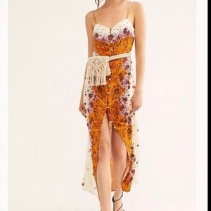 Free People Intimately dress NWT